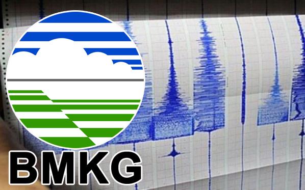 Ilustrasi gempa BMKG