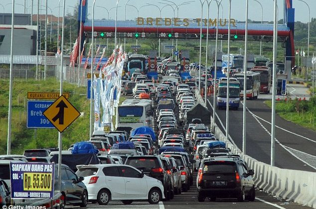 Brebes Exit