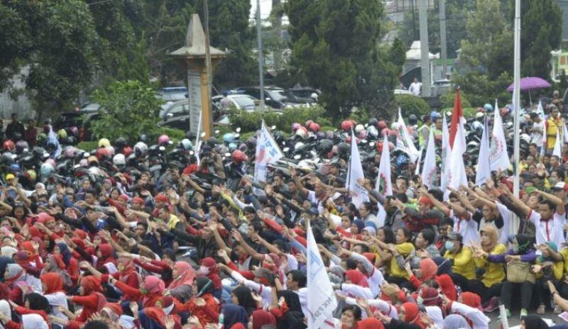 Massa KSPI | Foto: Kspi.or.id