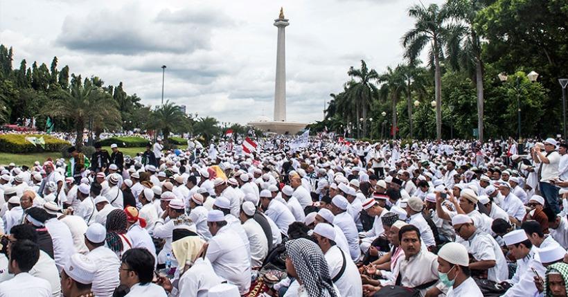 Aksi damai 2 desember