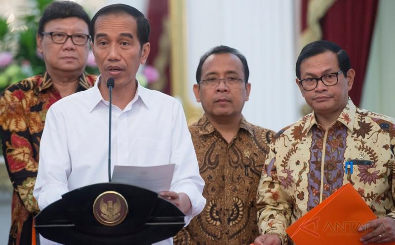 Jokowi, Gempa Aceh, Okezone