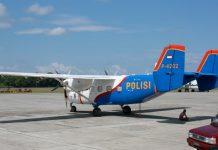 Pesawat polri