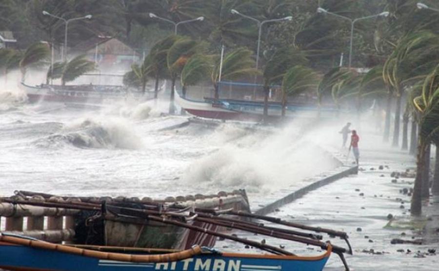 Topan Haiyan Filipina/ Foto: Tribunews
