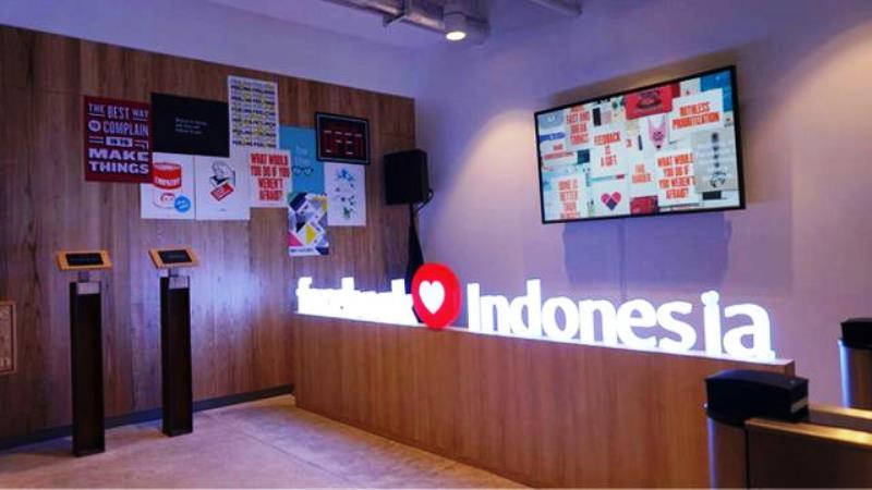 Kantor Facebook Indonesia (Foto: Liputan6.com)