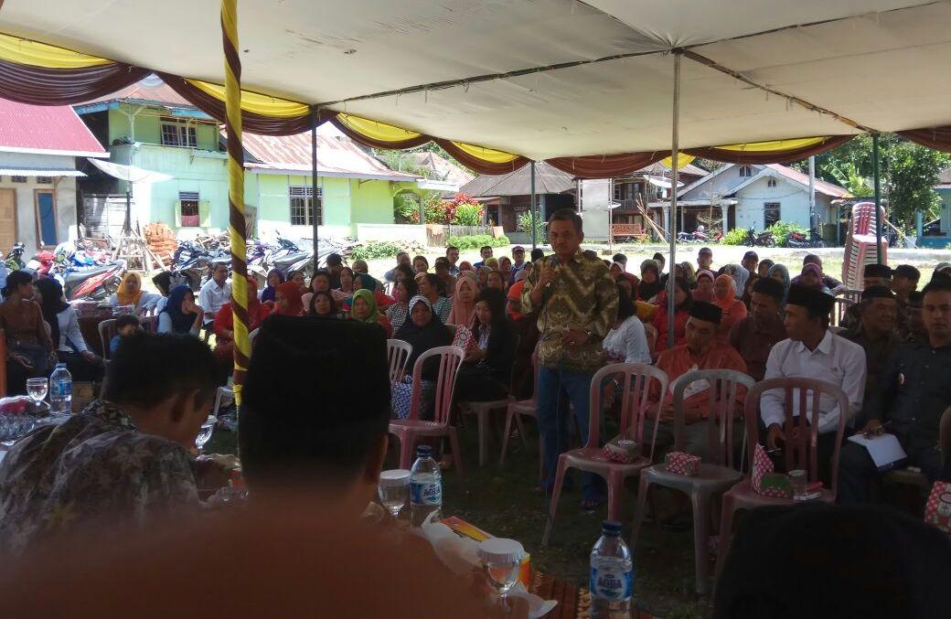 Reses anggota DPRD Lebong