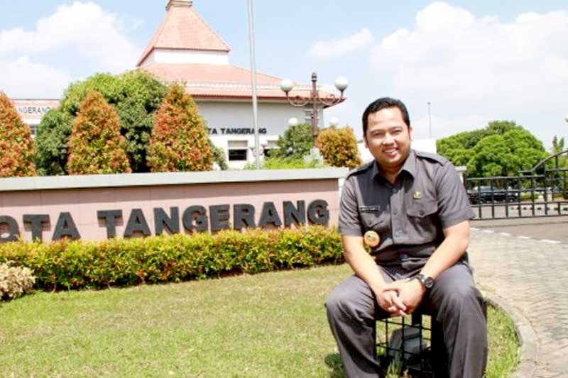 Wali Kota Tangerang, Arief R. Wismansyah | Foto : Swa.co.id