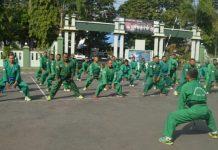Latihan Yongmoodo