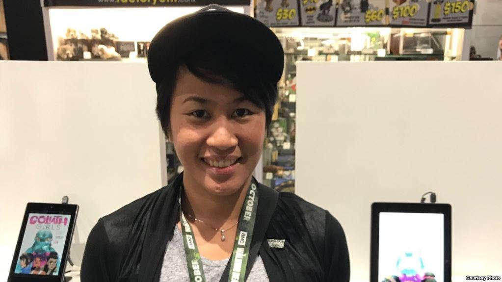 Alti Firmansyah, komikus Indonesia yang terlibat dalam penggarapan komik produksi Marvel dan