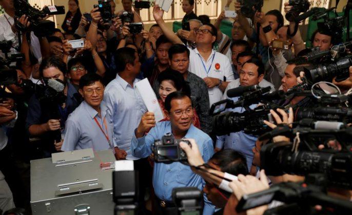 Presiden Kamboja