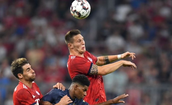 Bayern Munich vs Manchester united