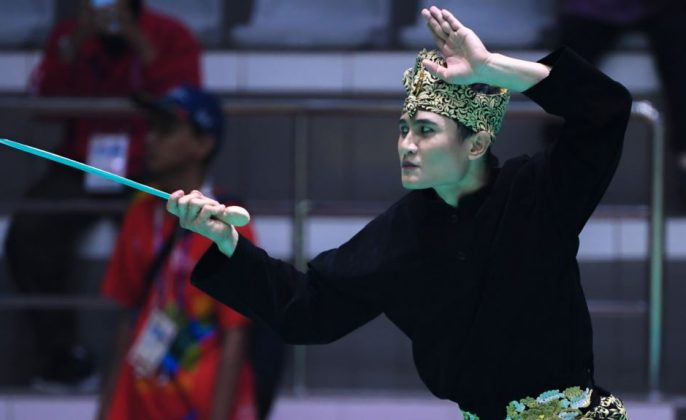 Pencak silat Indonesia