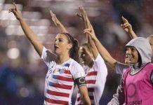 Timnas wanita sepakbola AS