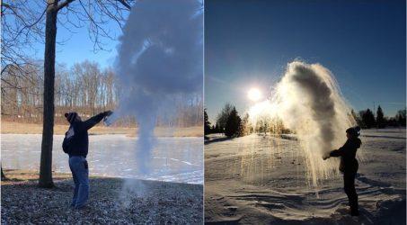polar vortex challenge