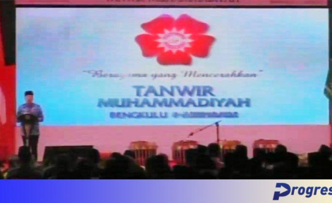 Tanwir Muhamamdiyah Bengkulu