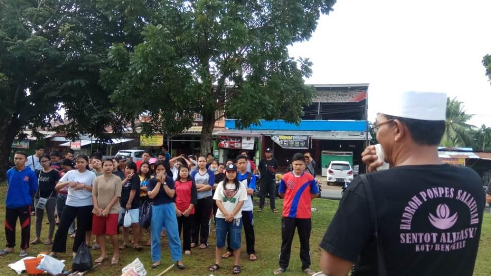 Aksi sosial KMK