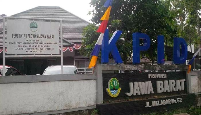 Kantor KPID Jawa Barat (Foto: Istimewa/PROGRES.ID)