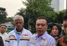 Direktur Advokasi dan Hukum BPN Prabowo-Sandi
