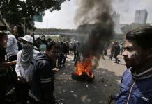 Kerusuhan di Jakarta