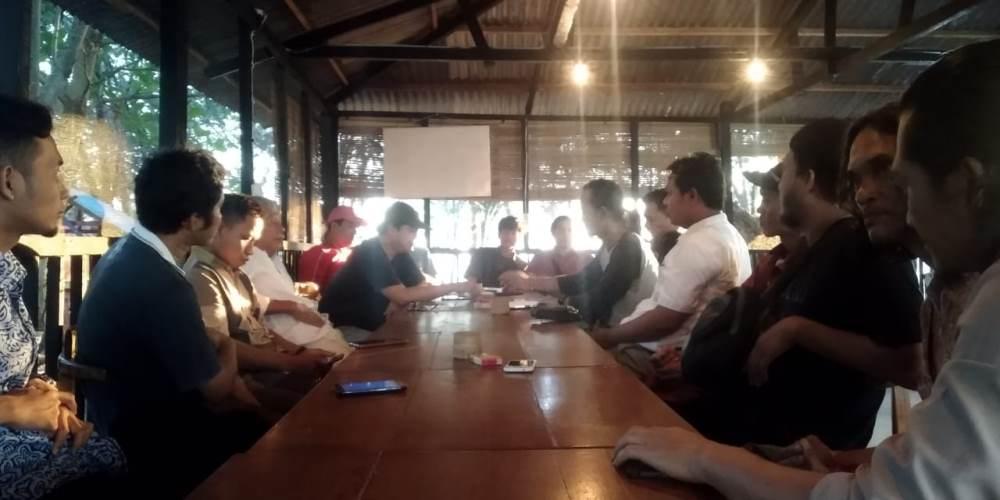 Komunitas DAS Air Bengkulu (Foto: Dok. Kounitas)