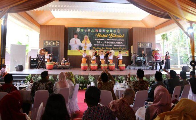 Halal bi halal di Jakarta
