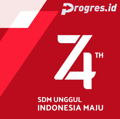 HUT Republik Indonesia ke 74