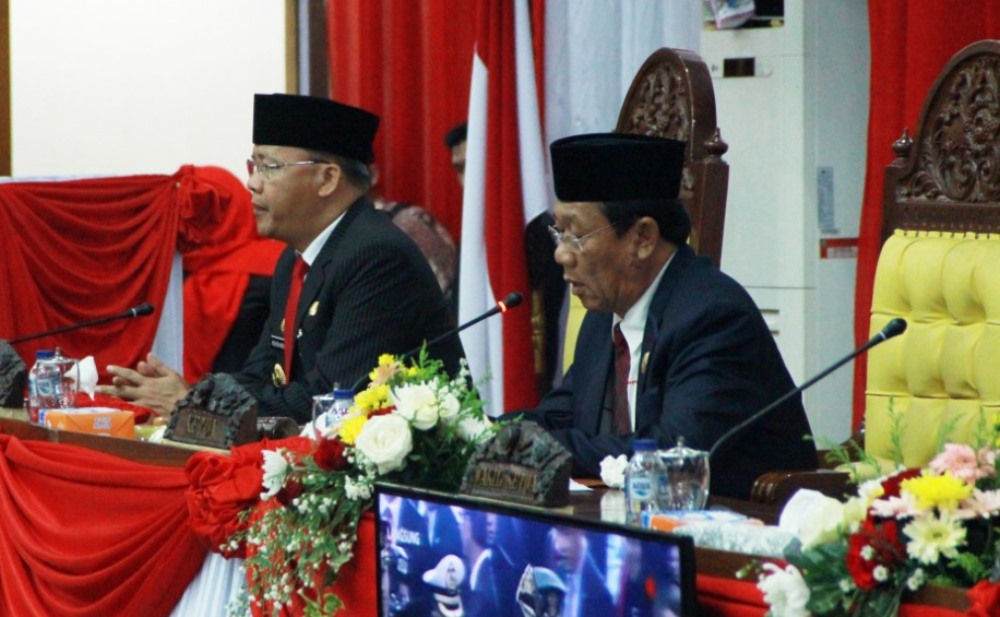 GUbernur Rohidin