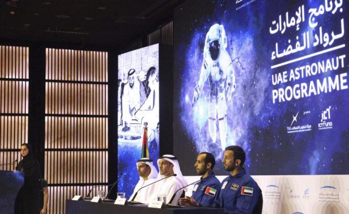 Astronot Pertama