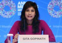 IMF Prediksi Ekonomi Global Tumbuh 6% Tahun 2021