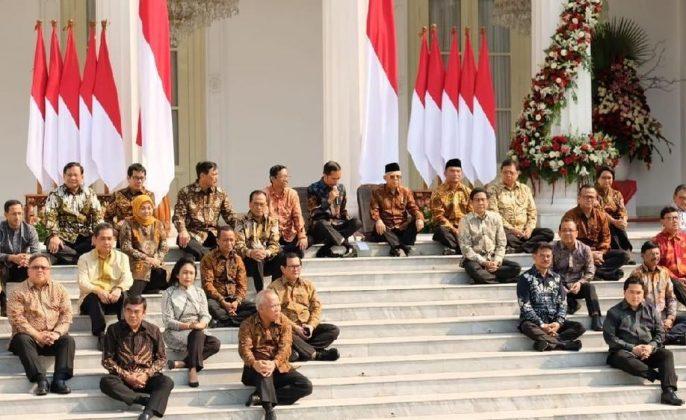 Kabinet Jokowi-Ma'ruf