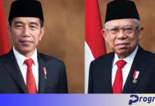 Presiden Jokowi Maruf Amin