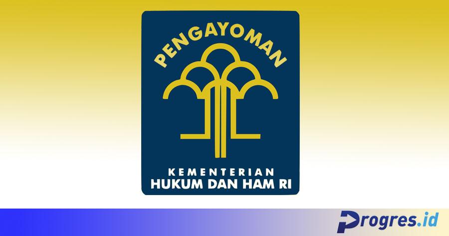 Lambang Kementerian hukum HAM