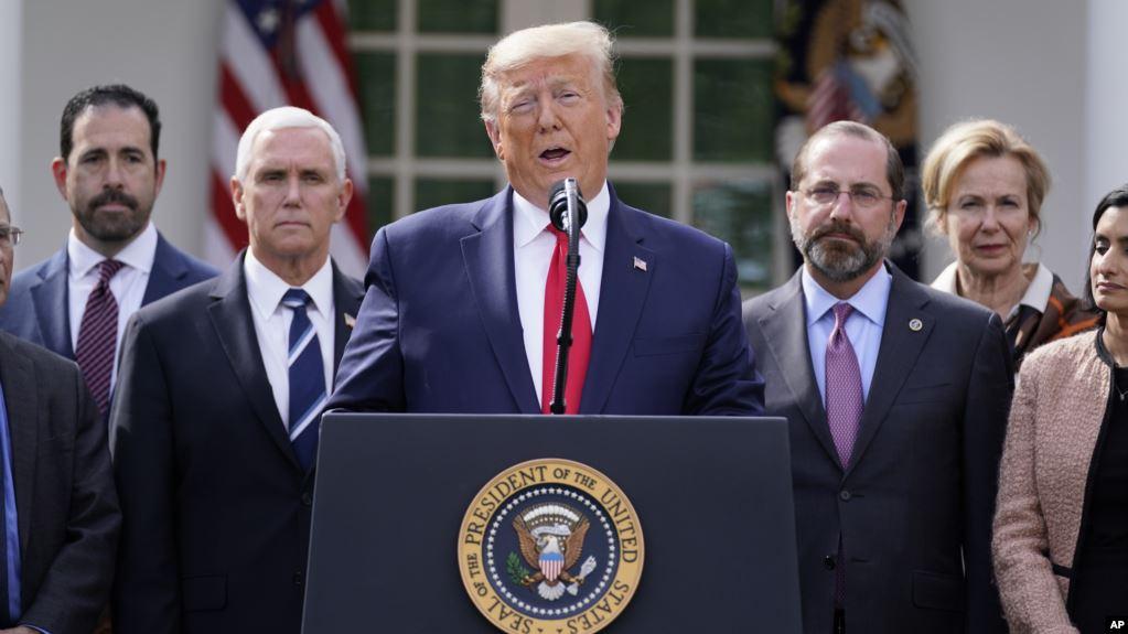 Presiden AS Donald