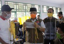Produksi Masker BLK