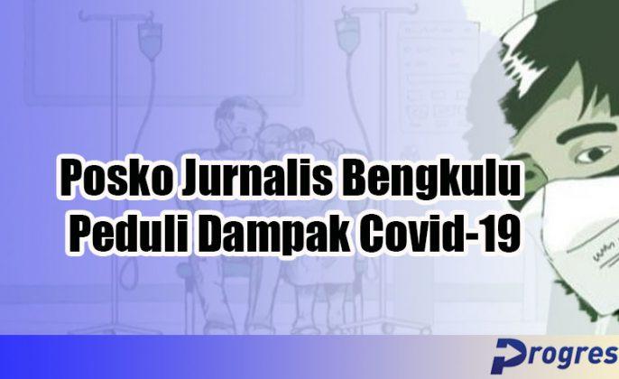 jurnalis peduli dampak covid