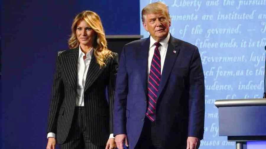 Donald Trump dan Melania Trump