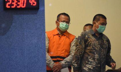 edy Prabowo ditetapkan tersangka