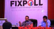 Survei Fixpoll Pilgub Bengkulu 2020