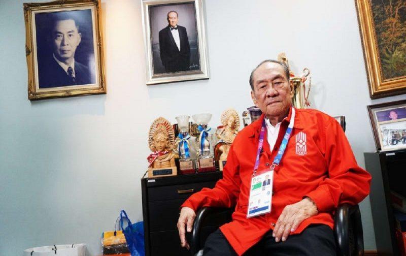 Michael Bambang Hartono pernah mengikuti kejuaraan Bridge pada Asian Games 2018 (Foto: Goodnewsfromindonesia.com)