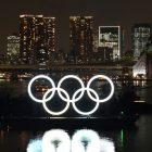 Abaikan hasil survei yang mayoritas responden menolak olimpiade terselenggara, namun Jepang tetap mempersiapkan penyelenggaraan ajang ini (Foto: AFP via VOA Indonesia)