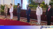 Gubernur dan wagub Bengkulu
