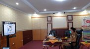 Hamka Sabri zoom meeting