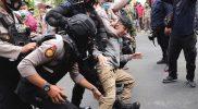 Kutuk Taliban, Tuntut Ditempatkan ke Negara Ketiga, Pengungsi Afghanistan di Jakarta Demo — BeritaBenar