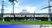 Jadwal Sholat Kota Bengkulu