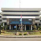 Gedung Rektorat Universitas Lampung (Unila) (Foto: Quipper Campus/PROGRES.ID)