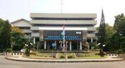 Gedung rektorat Unila